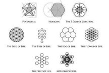 Spirituality & Science / Sacred Geometry, Cosmos, Crystals/Gemstones, Yoga