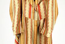 Smoking, Lounge, Dressing, Banyan / Smoking Jackets and Dressing Gowns are amazing.  We love to make them for our shop (www.DenverBespoke.com) from silks and tapestry brocades.  Here are some historical examples that we use as inspiration.