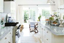 Kitchen inspiration / by Holly Gommeringer