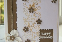 happy birthday / Cards for birthdays / by Ritz Reyes