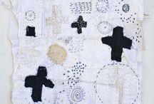 Textile Work and Scrap Art