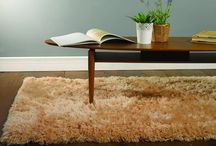 Modern and Contemporary Rugs / A rug is a piece of furniture that seems to go unnoticed in the house. This board takes a closer look at some of the best modern and contemporary rugs.