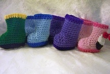 Crochet! / by Kay M. The More The Merrier