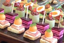 Milsom Catering / We're passionate about quality catering at Milsom Hotels & Restaurants and this board will get your mouth watering. If you're considering using our event caterers, Milsom Catering, for your big day, this will help inspire you!