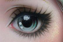 ojos, caritas y +