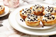 Pies and pastries / Pies and other assorted pastries.  / by Wendie Redding