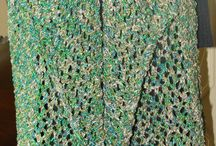 Lucci Paris / An elegantly soft yarn containing metallic suitable for clothes, accessories and jewelry. Visit lucciyarn.com to view all the colors and find a yarn shop near you.