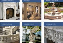 Marble Maison / Marble Maison, Leaders in custom marble creation and distribution.