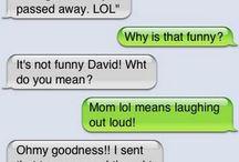 Funny auto correct texts
