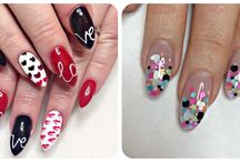 Valentines Day Nail Art You NEED To See! / A collection of our favourite Valentine's Day inspired nail designs!