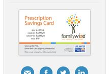 FamilyWize App / Learn all about the FamilyWize app, which can you save you an average of 43% on your medications. Available for free for Apple and Android devices.  / by FamilyWize