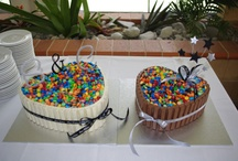 Kvikk lunsj cake