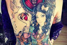 tattoo / by Sarah Azzopardi