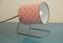 lampe bricolage