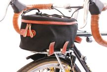 ZIMBALE Bicycle Waterproof Canvas Front Rackbag