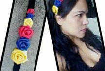 Colombia tricolor accesorios