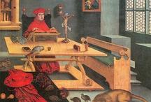 malarstwo średniowiecze