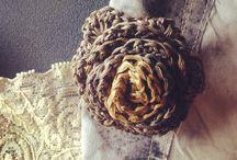 gonerustic fibre + textile jewellery