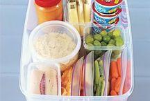kids lunch ideas  / by Ashlee Culverhouse