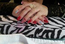 Pose d'ongles, recouvrement (studioparadis.com) / Ongles, nails, art