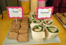 Party foods~Ideas
