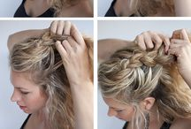 Hair styles to try