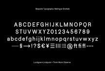 Design: Type – Sans Serif