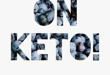 Keto Diet Info & Learning / Information and learning resources for a low carb, ketogenic diet.