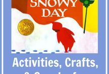B4FIAR- The Snowy Day / by Rebecca Dvorak
