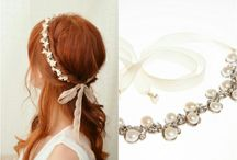 Boho Brides / Ethereal, easy styles for your wedding day