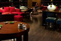 Hotel Design Inspiration / Hotel flooring specification can be quite the challenge. Not only are you dealing with area's that are very different from each other in terms of traffic and atmosphere. You'd also want a consistent style and approach to your flooring throughout the hotel.