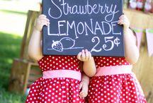 Strawberry/ rasberry / by Lauren Olsen