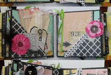 scrapbooking! / by Wendy Walsh