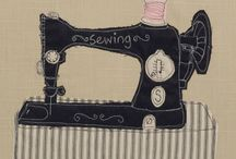 Freehand machine embroidery, applique and more