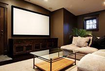 Movie room / by Kylie McGonigal