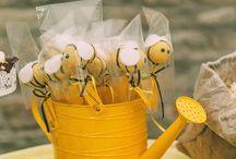 #vaftisi gia agori / Ιδέες βάφτισης σε κίτρινο και λευκό για ένα γλυκό αγοράκι