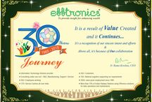 30 Years Journey of Efftronics / Thanks to One and all to be a part of Our Success Journey...