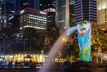 Travel The World - Singapore