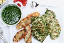 Grilled Pesto Chicken Recipe
