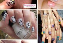 Nails  / by Elizabeth Pak