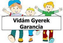 Vidám Gyerek Garancia