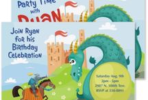 Kid's Birthday Party Ideas / A board compiled of ideas to celebrate your child's birthday! Kid's birthday invitations, kid's birthday announcements, kid's birthday party ideas, etc.