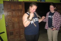 Penn State 2014 / Agriculture students from Penn State University's trip to Belize