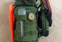 Backing gear/bugout/camping