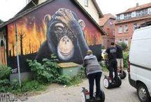 Street Art Meile Einbeck