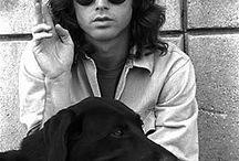 Mr. Mojo Risin...Jim Morrison / by Leea Burton