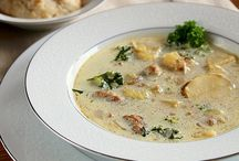 soups...yum