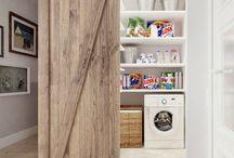 laundry room / by Jade Browne