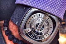 wristwatches and accessoires
