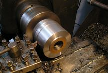 Raco_metalwork / Firma Raco oferuje kompleksowe usługi ślusarskie takie jak: toczenie, frezowanie, spawanie. Wykonujemy nowe konstrukcje, dorabiamy części maszyn, regenerujemy i ulepszamy.